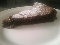 121 Dietitian - Chocolate cake - Gluten/Low FODMAP